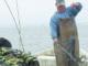 Dufrene nets a white catfish
