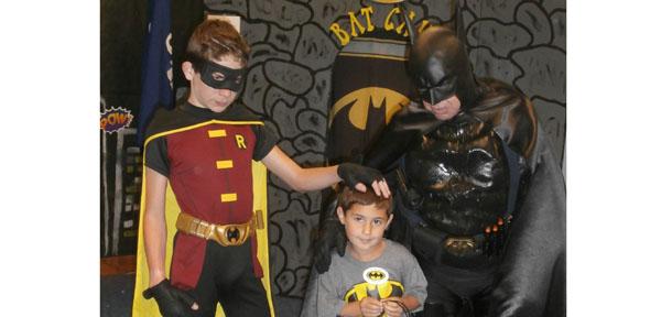 """""""Batman and Robin"""""""