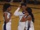 Hahnville's Makaila Carter, Shaylana Moses, Shelby Marshall and Ru'yana Bossier