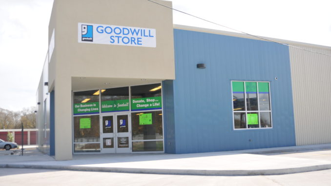 Goodwill Store opening today in Luling