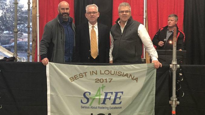 Dow receives SAFE award