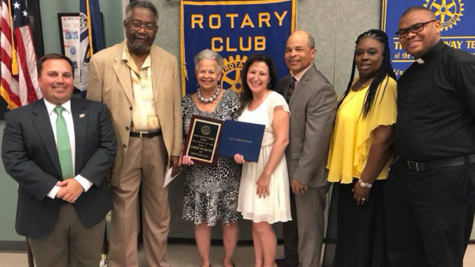 Rotary Citizen of the year