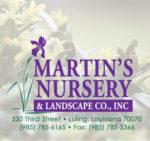 Martin's Nursery & Landscape Company