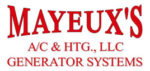 Mayeux's Air Conditioning & Heating, LLC