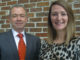 St. Charles Parish District Attorney Joel Chaisson II and Assistant District Attorney Rochelle Fahrig.
