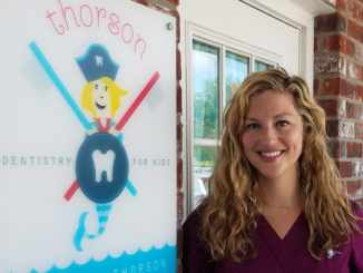 Dr. Amanda Begue, who now practices at Thorson Family Practice.
