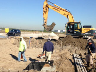 Work underway on second phase of Ashton Plantation in Luling.