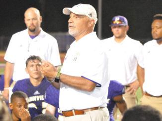 Coach Nick Saltaformaggio