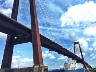 The Hale Boggs Memorial Bridge