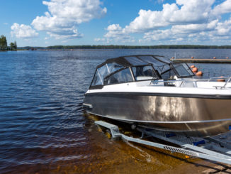Parish officials say a new boat site is available in Des Allemands.