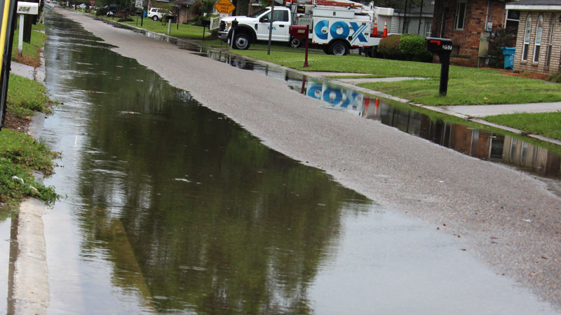 Residents Appeal To The Council To Resolve Flooding In Destrehan Area St Charles Herald Guide