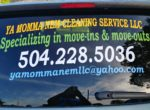 YA MOMMA NEM CLEANING SERVICES LLC